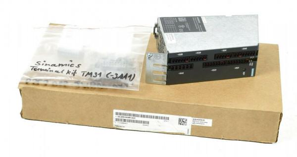 Siemens Sinamics Terminal Module TM31,6SL3055-0AA00-3AA1,6SL3 055-0AA00-3AA1