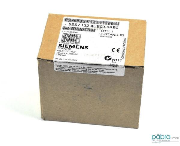 Siemens Simatic S7 ET200S Relais OUT,6ES7 132-4HB00-0AB0,6ES7132-4HB00-0AB0