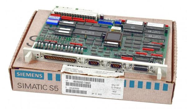 Siemens Simatic S5 IP242A,6ES5242-1AA41,6ES5 242-1AA41