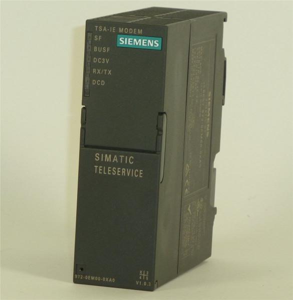 Siemens Simatic S7 TSA-IE Modem,6ES7 972-0EM00-0XA0,6ES7972-0EM00-0XA0
