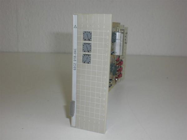 Siemens Simadyn 6DC2018-8AC,6DC2 018-8AC