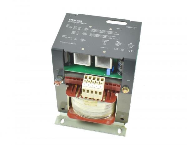 Siemens Sidac-S Stromversorgung,4AV2600-2EB00-0A,4AV2 600-2EB00-0A