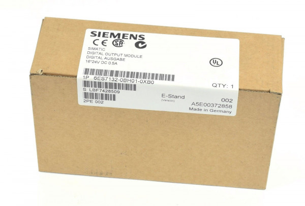 Siemens Simatic S7 ET200B Digital OUT,6ES7 132-0BH01-0XB0,6ES7132-0BH01-0XB0