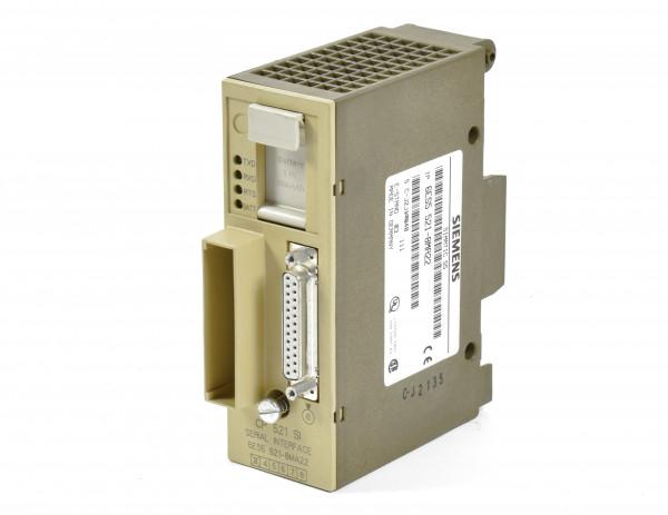 Siemens Simatic S5 CP 521 SI,6ES5 521-8MA22,6ES5521-8MA22
