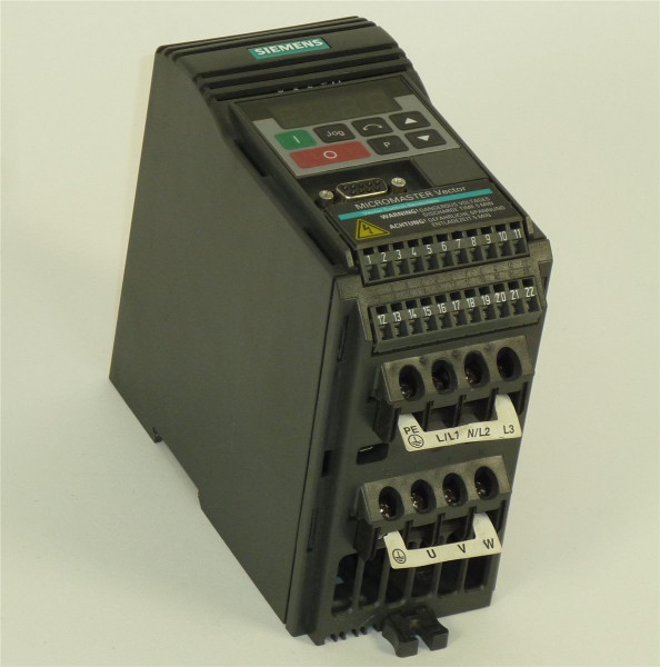 Siemens Micromaster Vector,6SE3212-8CA40,6SE3 212-8CA40