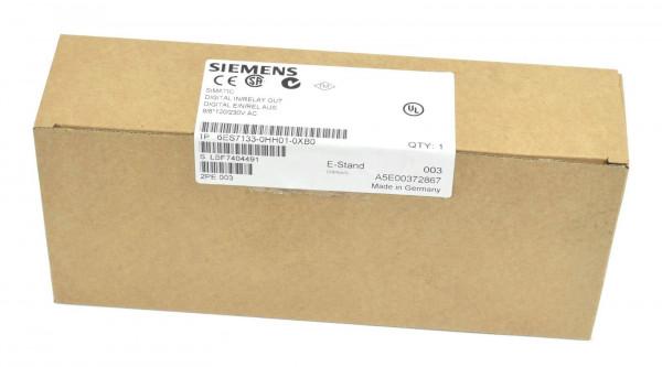 Siemens Simatic S7 ET200B Relay IN/OUT,6ES7 133-0HH01-0XB0,6ES7133-0HH01-0XB0