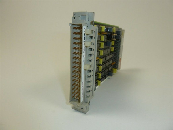 Siemens Frontstecker, 6FH9252-0B, 6FH9 252-0B