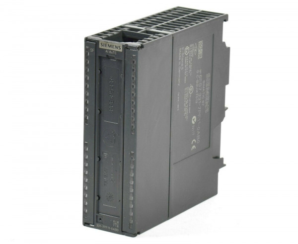 Siemens Simatic S7 Analog IN,6ES7 331-7PF11-0AB0,6ES7331-7PF11-0AB0,E:05