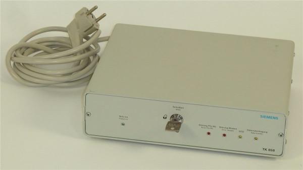 Siemens Simatic S5 Modem TK 858,6ES5 858-0AA11,6ES5858-0AA11