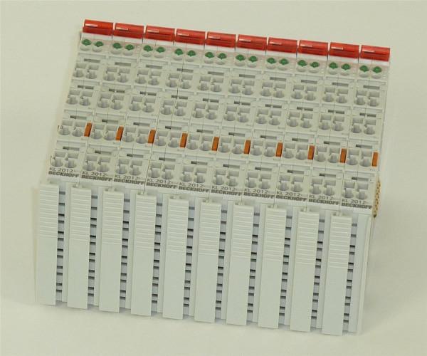 10 x Beckhoff Digital Output Module,KL2012,KL 2012