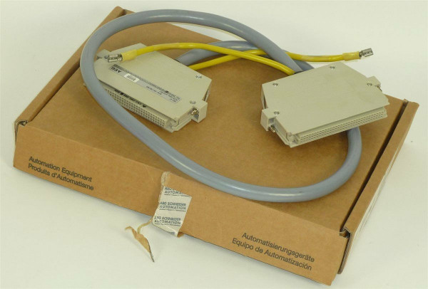 AEG Modicon PEAB cable with DKV,5014-042.200969,REV.03
