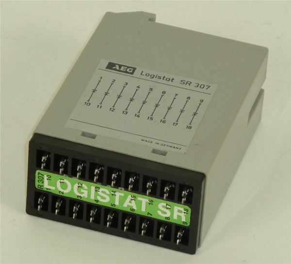 AEG Logistat SR307,SR 307