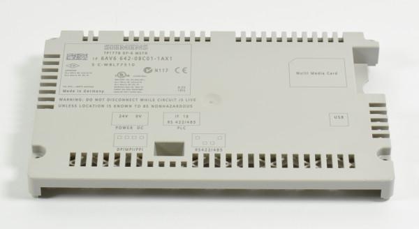 Siemens Simatic TP177B MSTN Rückteil / Back Cover,6AV6 642-0BC01-1AX1,6AV6642-0BC01-1AX1