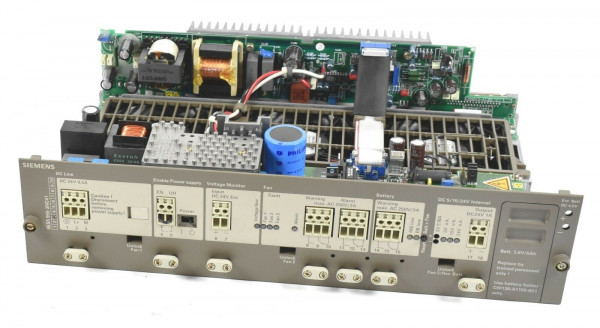 Siemens Simatic S5 Power Supply,6ES5 955-3NC41,6ES5955-3NC41