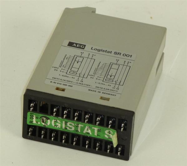 AEG Logistat SR 001,SR001,910-300-060