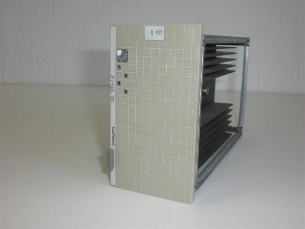 Siemens Simadyn 6DC1010-1AC,6DC1 010-1AC