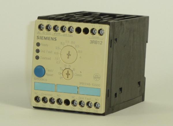 Siemens Überlastrelais,3RB1246-1QG00,3RB1 246-1QG00