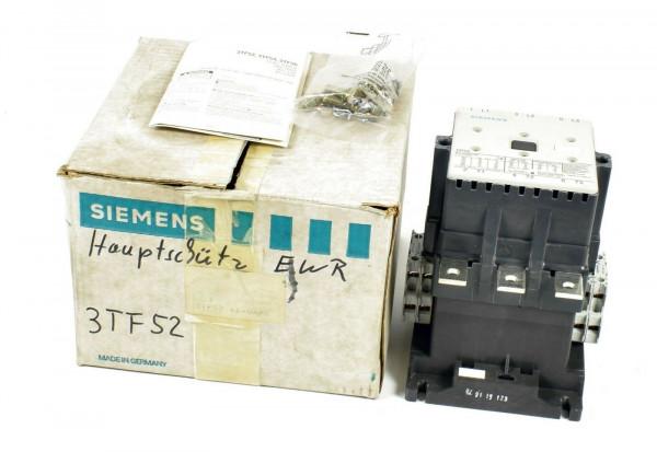 Siemens Leistungsschütz,3TF52 44-0AP0,3TF5244-0AP0