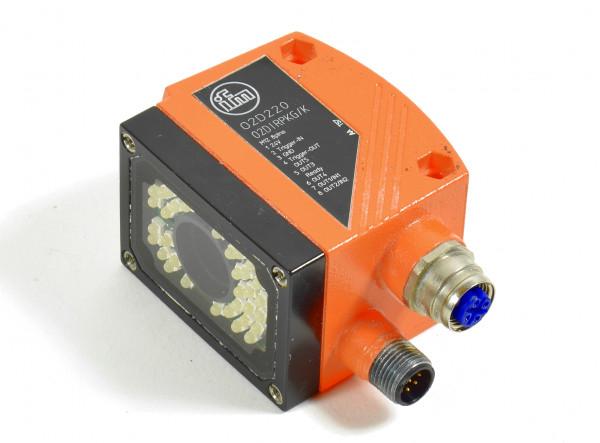 ifm electronic Objekterkennungssensor,O2DIRPKG/K,O2D220
