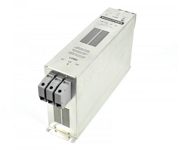 Schaffner Netzfilter,FN 258-55-34,FN2585534
