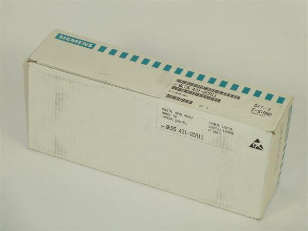 Siemens Simatic S5 ET 200C-8DI, 6ES5 431-2CA11, 6ES5431-2CA11