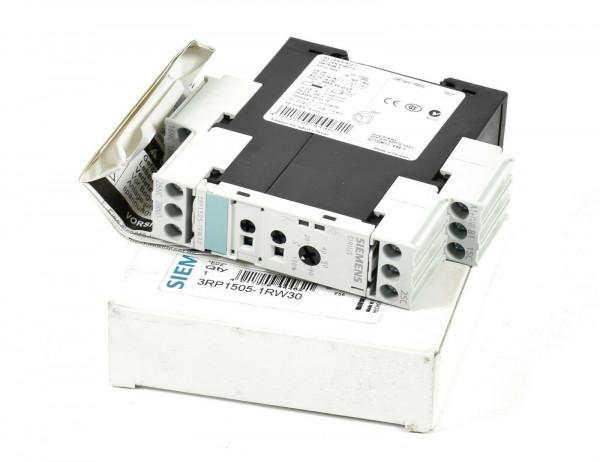 Siemens Sirius Zeitrelais,3RP1505-1RW30,3RP1 505-1RW30