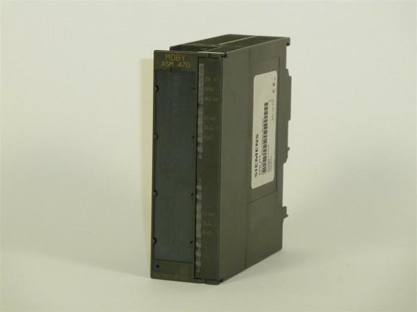 Siemens Moby ASM 470, 6GT2002-0FA00,6GT2 002-0FA00