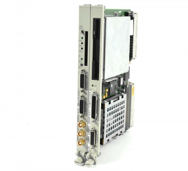 Siemens Simatic S5 CP581,6ES5 581-0EC51 inkl. 6ES5 581-6LA11