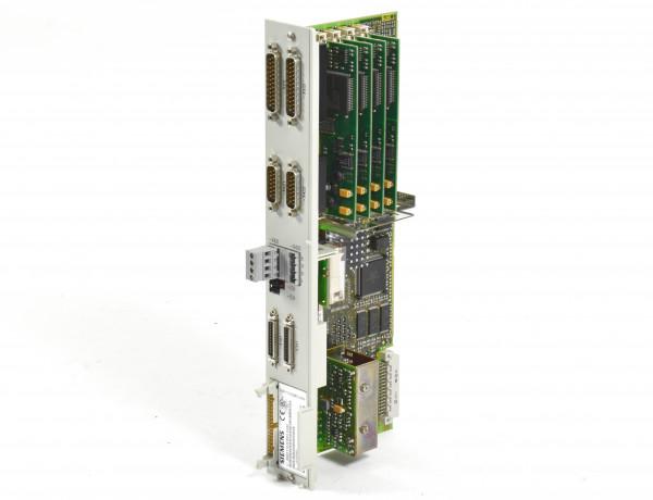 Siemens Simodrive Regler Einschub,6SN1118-0DM23-0AA0,6SN1 118-0DM23-0AA0