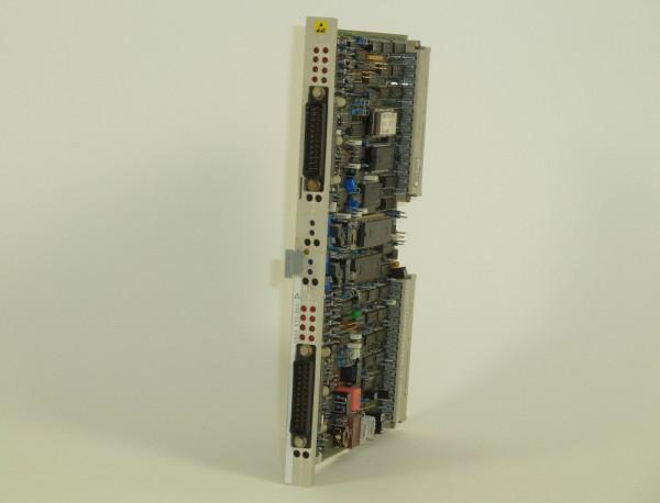 Siemens Reglerkarte,6NR8 412-0XA,6NR 8412-0XA