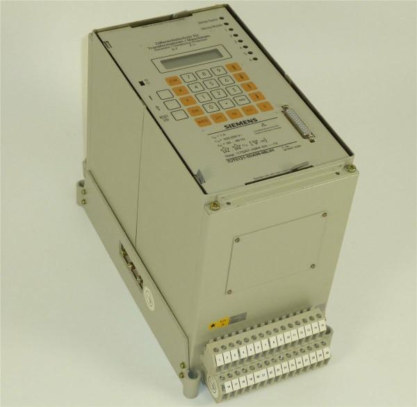 Siemens Differentialschutz für Transf./Maschinen,7UT5121-5DA00-0B/JH