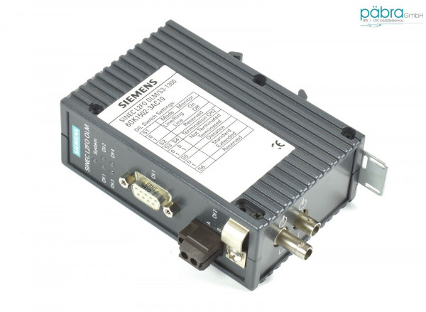 Siemens Simatic S5 S7 Sinec L2FO OLM/S3-1300,6GK1502-3AC10,6GK1 502-3AC10