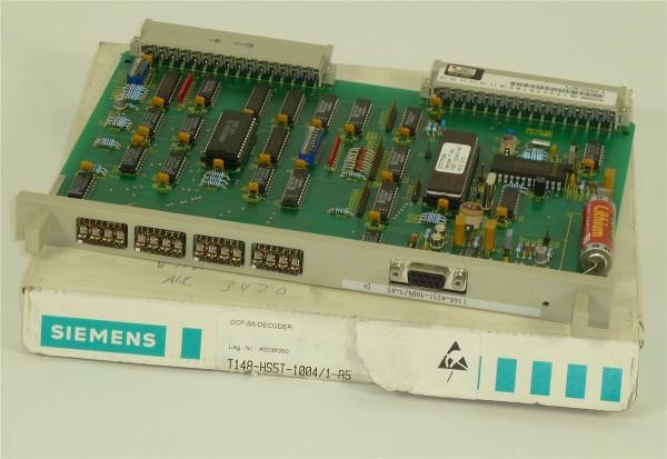 Siemens Simatic S5 DCF-S5-Decoder,T148-HS5T-1004/1-A5,E:05