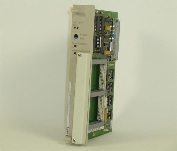 Siemens Simatic S5 CPU921, 6ES5921-3WB13,6ES5 921-3WB13