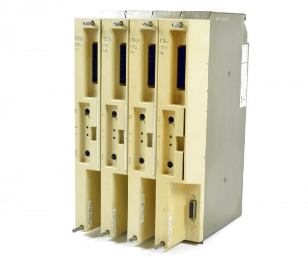 4 x Siemens Simatic S5 CPU 941,6ES5 941-7UA12,6ES5941-7UA12,E:03-05