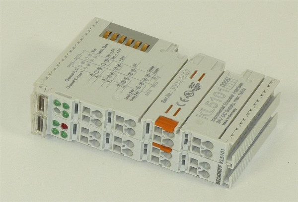 Beckhoff Incremental Encoder Interface,KL5101,KL 5101