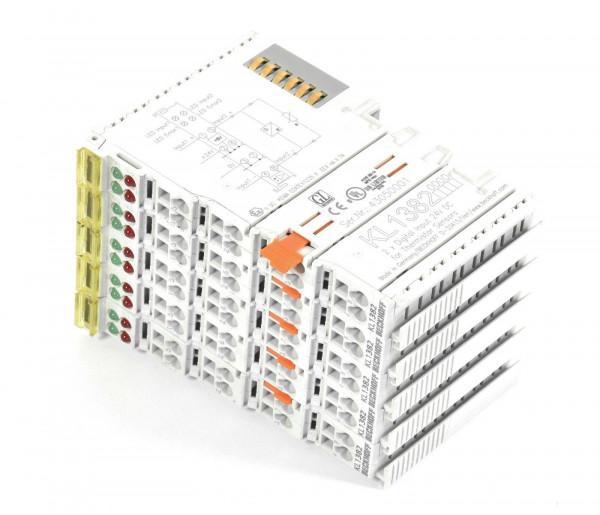 5 x Beckhoff Digital Input,KL1382,KL 1382