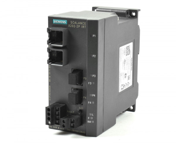 Siemens Simatic S7 NET Ethernet Switch,6GK5202-2BH00-2BA3,6GK5 202-2BH00-2BA3