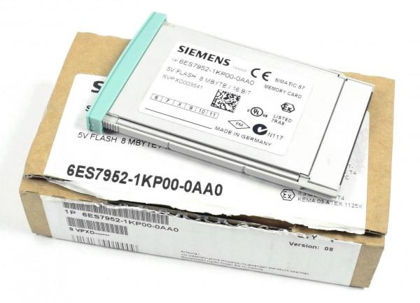 Siemens Simatic S7 Memory Card,6ES7 952-1KP00-0AA0,6ES7952-1KP00-0AA0