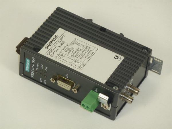Siemens Simatic S5 S7 Sinec OLM/S3,6GK1502-3AB00,6GK1 502-3AB00
