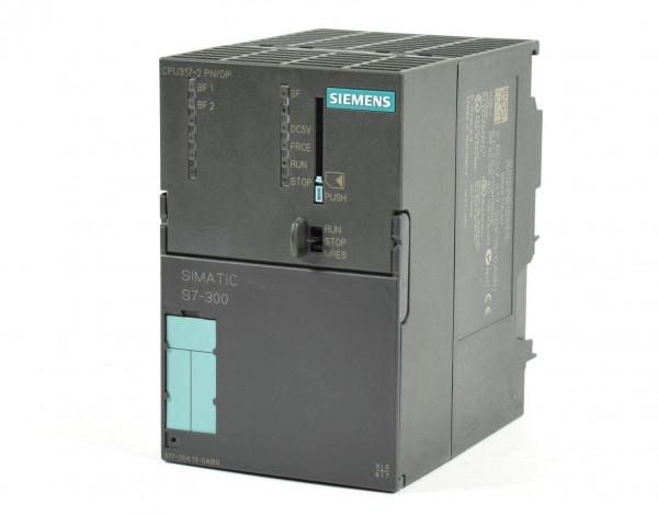 Siemens Simatic S7 CPU317-2 PN/DP,6ES7 317-2EK13-0AB0,6ES7317-2EK13-0AB0,E:04
