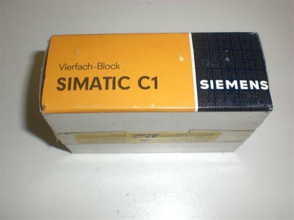 Siemens Simatic C1 Doppel Block module,6EC1 608-3AA