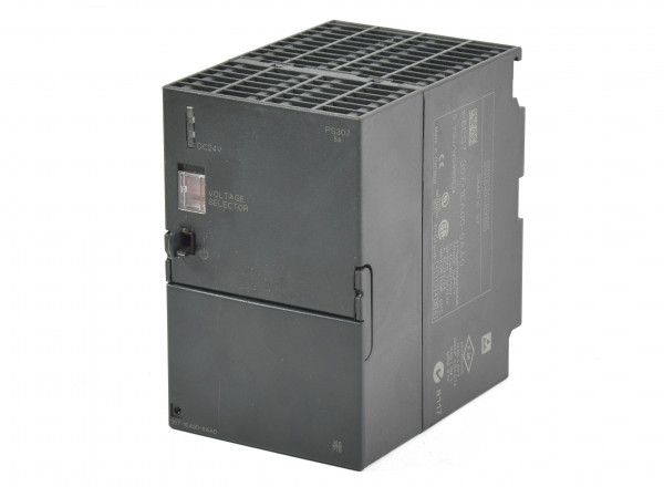 Siemens Simatic S7 PS307,6ES7 307-1EA00-0AA0,6ES7307-1EA00-0AA0,E:05