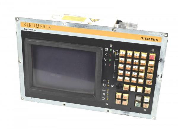 Siemens Sinumerik 3T Bildschirmbedientafel,548 025.9016.01