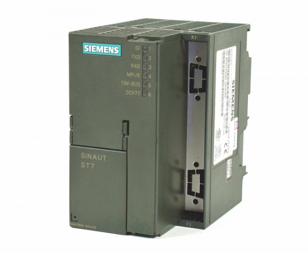 Siemens Sinaut ST7 TIM 33,6NH7800-3AA30,6NH7 800-3AA30,E:06/07