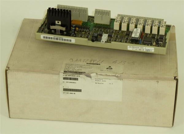 Siemens Masterdrives Spannungszwischenkreisumrichter,6SE7090-0XX84-3EF0