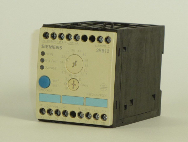 Siemens Überlastrelais,3RB1246-1PG00,3RB1 246-1PG00