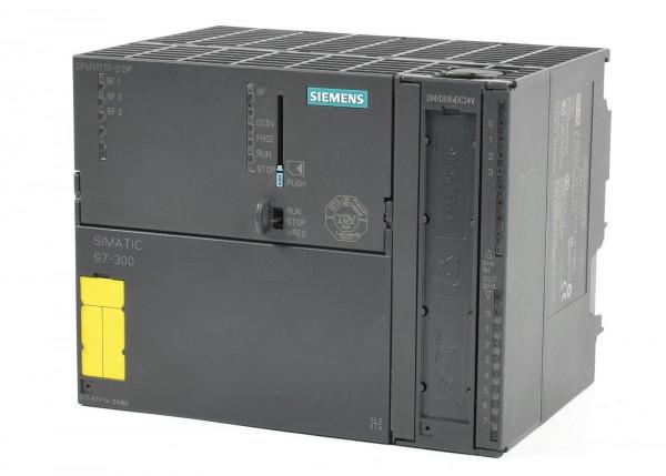 Siemens Simatic S7 CPU317TF-2DP,6ES7 317-6TF14-0AB0,6ES7317-6TF14-0AB0,E:01