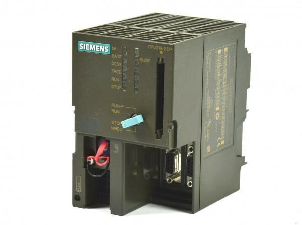 Siemens Simatic S7 CPU316-2DP,6ES7 316-2AG00-0AB0,6ES7316-2AG00-0AB0,E:01