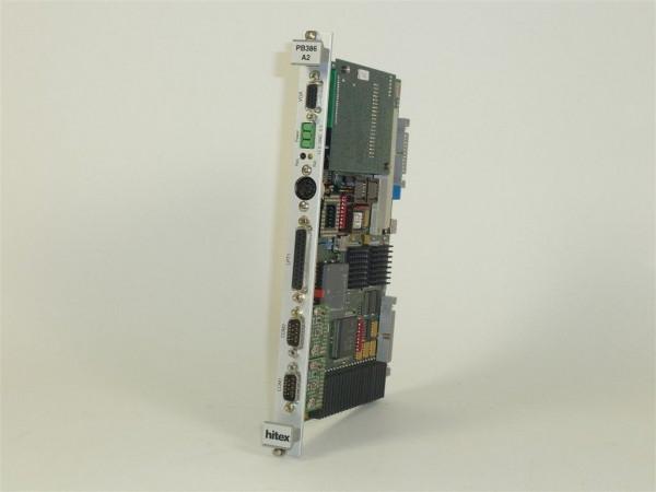 AEG Hitex CPU 386-A2,PB386-A2-264.1,SN:263